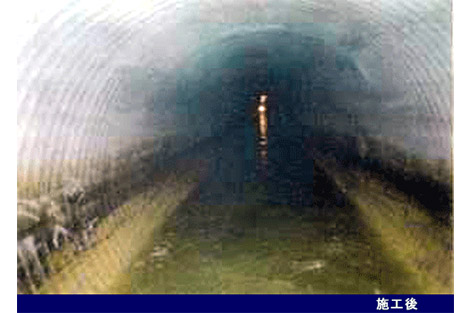 猪名川流域下水道 右岸第一幹線管渠改良