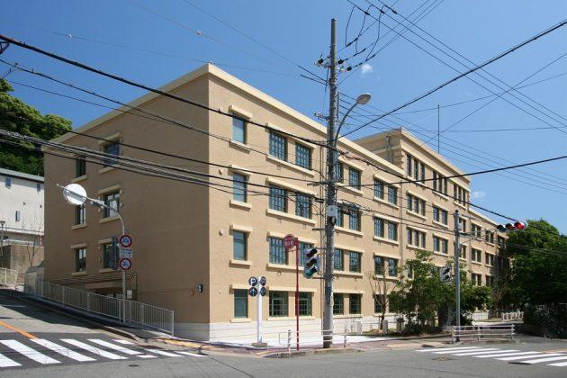 旧神戸移住センター整備工事01