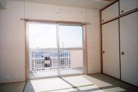 S型住戸和室(6帖)