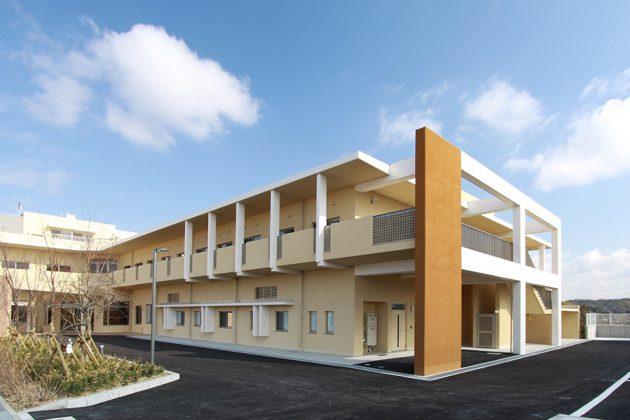 神戸市立さざんか療護園新築工事