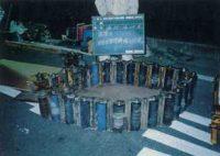4自走式製管機