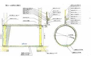 8 管口シール及び注入口取付施工図