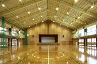 神戸市立井吹の丘小学校校舎新築工事-6