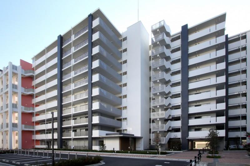 (仮称)本山第一住宅8号棟建設工事1