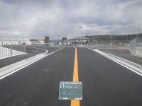 神戸西バイパス櫨谷地区改良舗装工事