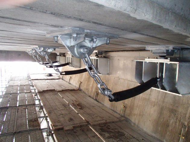 橋梁改良(その2)工事