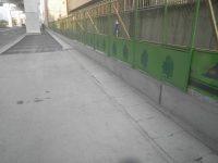 東灘処理場分場導水渠築造工事